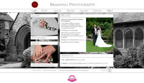 Bramhall Photography Website Design, Build, Hosting, SEO by Innaxsys