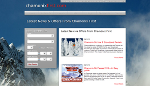 Chamonix First News Page